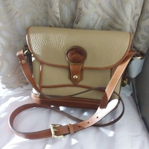 Vintage Dooney & Bourke All Weather Leather Purse